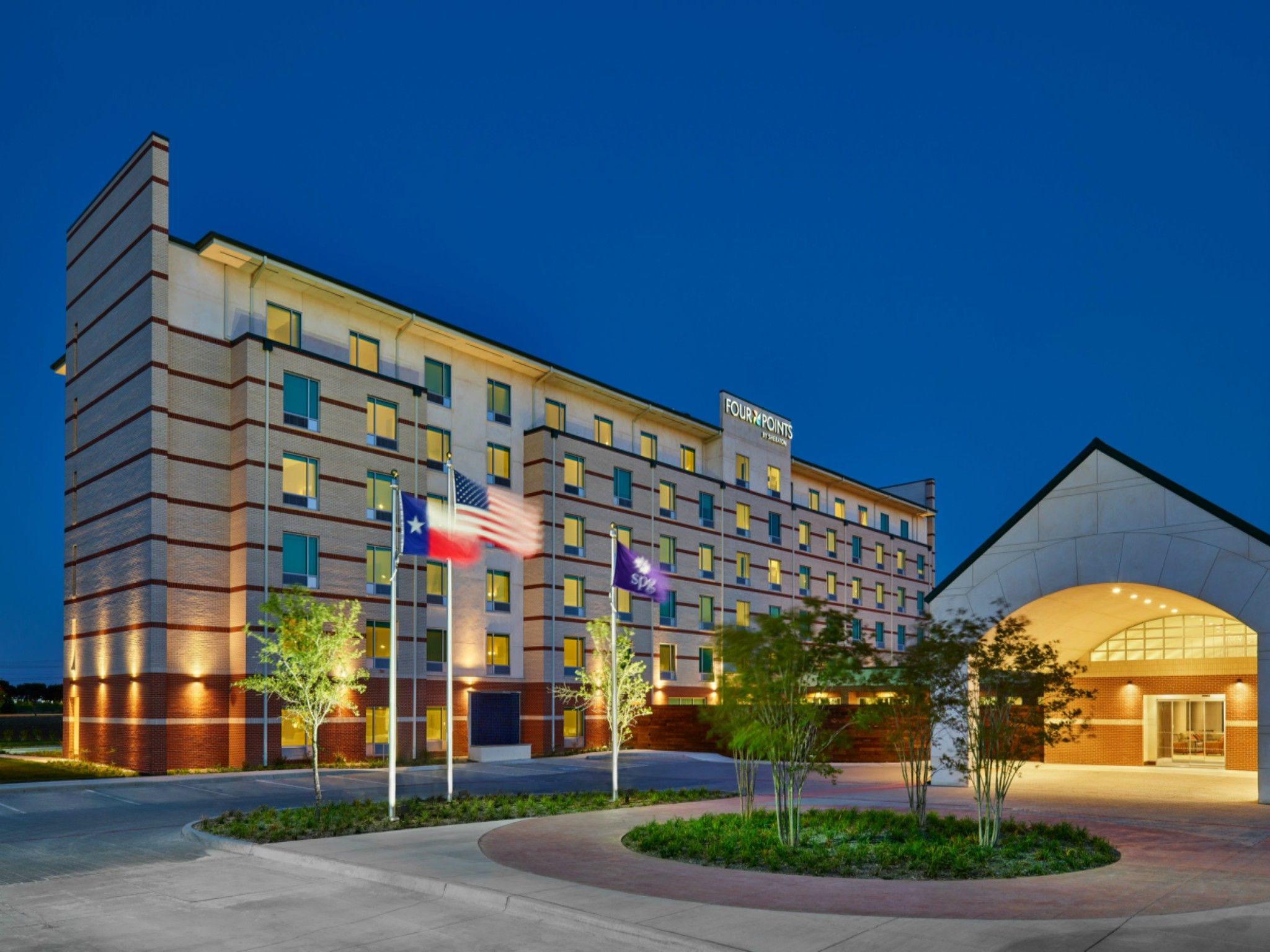 Hotels Near Dfw Four Points By Sheraton Dallas Fort Worth Airport North