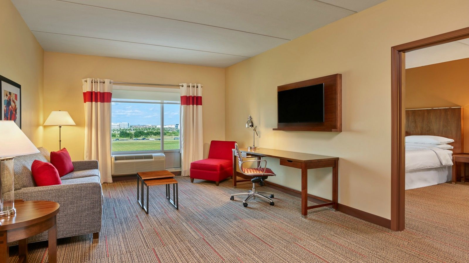 Dallas Accommodations - Suite