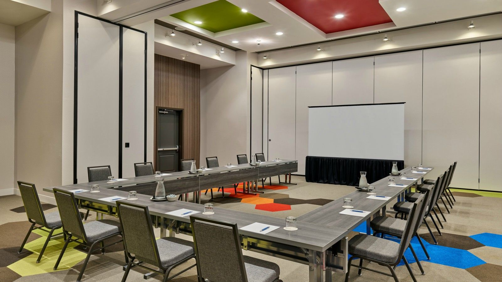 Meeting Space in Dallas  - Andrew Brown I